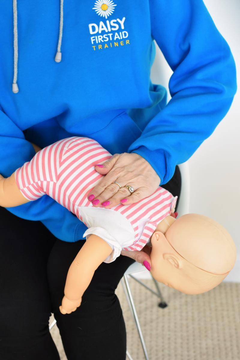 The Baby Show | NEC 2019 | Baby, Pregnancy & Parenting Event | Children's Choking First Aid