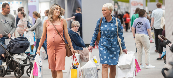 Baby To Toddler | 30 November to 1 December 2019 | NEC Birmingham | Baby, Pregnancy & Parent Shopping Event | New Baby & Toddler product launches
