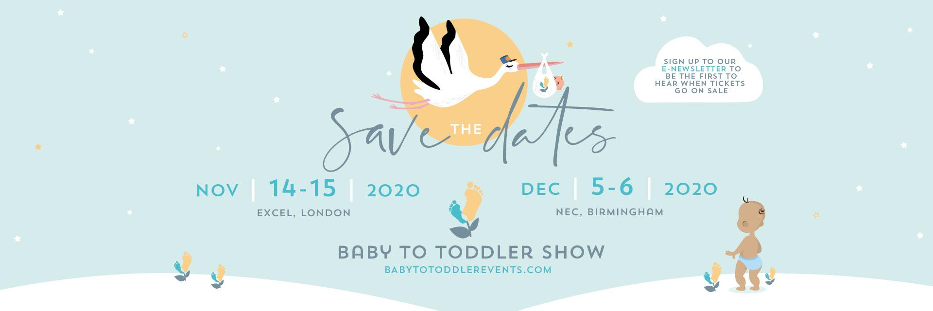 From the organisers of The Baby Show, Baby to Toddler event is created for parents of babies, toddlers and parents-to-be.