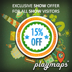 Playmaps - Stand F1