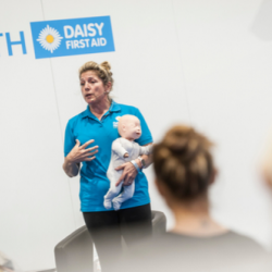 FREE! Daisy First Aid Classes